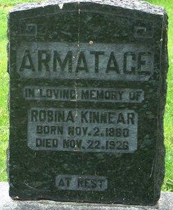 Robina Kinnear <i>Wood</i> Armatage
