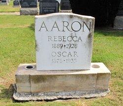 Rebecca Aaron
