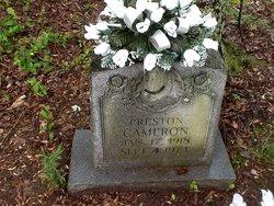 Preston Cameron