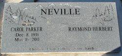 Carol <i>Parker</i> Neville