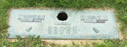 Clarence E Brown
