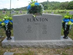 Barbara Jean <i>Hiatt</i> Blanton