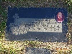Romeo Alcopra Bustillo, Sr