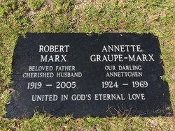 Annette G Marx