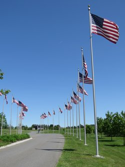 Northern Maine Veterans Cemetery