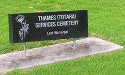 Totara Memorial Park