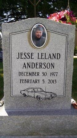 Jesse Leland Anderson