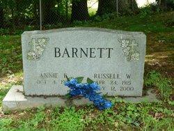 Russell W Barnett