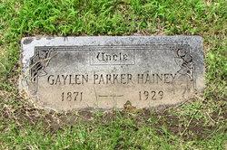 Gaylen Parker Hainey