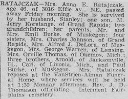 Anna Elizabeth Burke