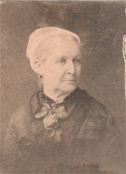 Jane Cary <i>Harrison</i> Randolph
