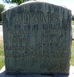Curtis Adams