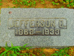 Jefferson Davis Adams, Jr