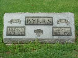 Bertha Virginia <i>Gue</i> Byers
