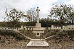 Ribecourt British Cemetery