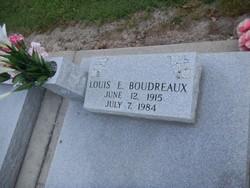 Louis E. Boudreaux