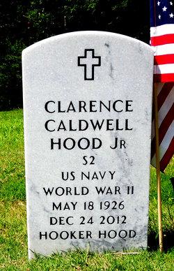 Clarence Caldwell Hooker Hood Hood, Jr