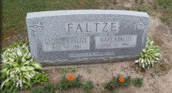 Mary J. <i>Price</i> Faltze