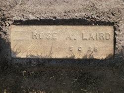 Rose Anna <i>Marron</i> Laird