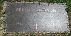 Bebe L Jackson