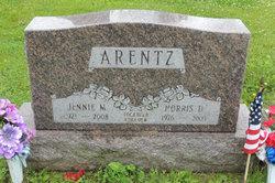 Jennie Marie Tootie <i>Hove</i> Arentz