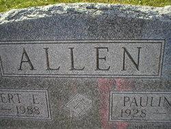 Herbert E Allen
