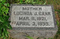 Lucinda Johnson <i>Stone</i> Gaar