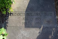 Elizabeth Holloman Davis