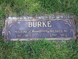 Mildred M Burke