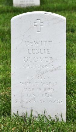 Dewitt Leslie Glover