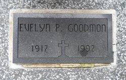 Evelyn P <i>McIntyre</i> Goodmon