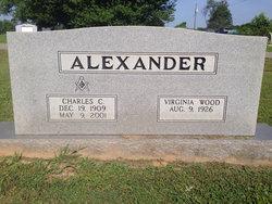 Charles Carmen Alexander