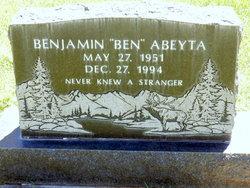 Benjamin Ben Abeyta