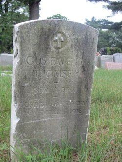 Gustav W Thomsen
