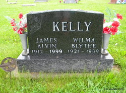 Wilma Elizabeth <i>Blythe</i> Kelly