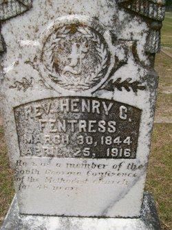 Rev Henry Clay Fentress