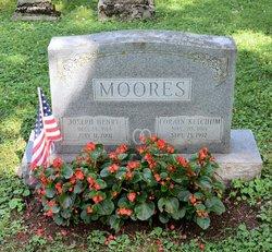 Joe Henry Moores