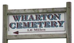 Wharton Cemetery