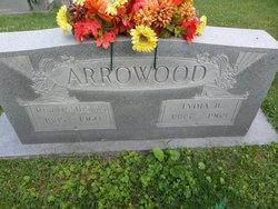 Lydia <i>Barnett</i> Arrowood
