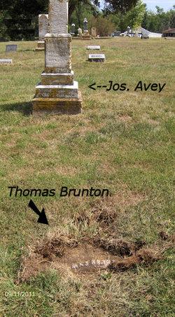 Thomas Brunton