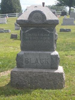 Edward P Bub Black