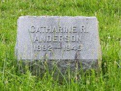 Lieut Catherine R Anderson