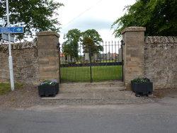 Kingskettle Old Churchyard