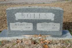Ethel G. Boles
