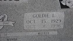 Goldia Lea Goldie <i>Parker</i> Burks