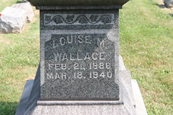 Louise Clara <i>Moore</i> Wallace
