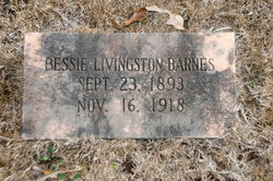 Bessie <i>Livingston</i> Barnes