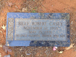 Billy Robert Casey