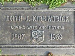 Edith Jane <i>White</i> Kirkpatrick