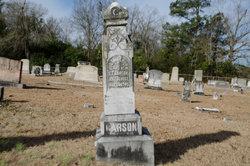 Julia Elnora Tunny <i>Crim</i> Carson